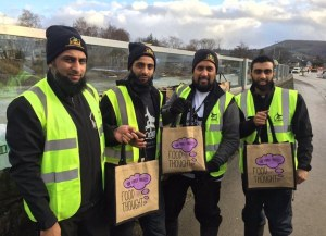 al-Imdaad Foundation Volunteers