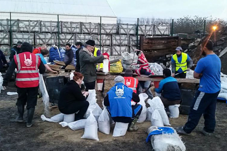 Islamic Relief York Floods