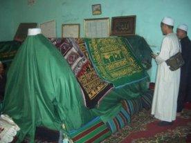 Maqam Ayyub Nabi(as)