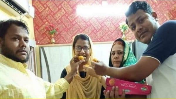 झारखंड की छात्रा रही बिहार की पहली मुस्लिम लड़की रजिया सुल्ताना बनीं डीएसपी