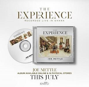 Joe Mettle THE EXPERIENCE Album Tracklist & Lyrics