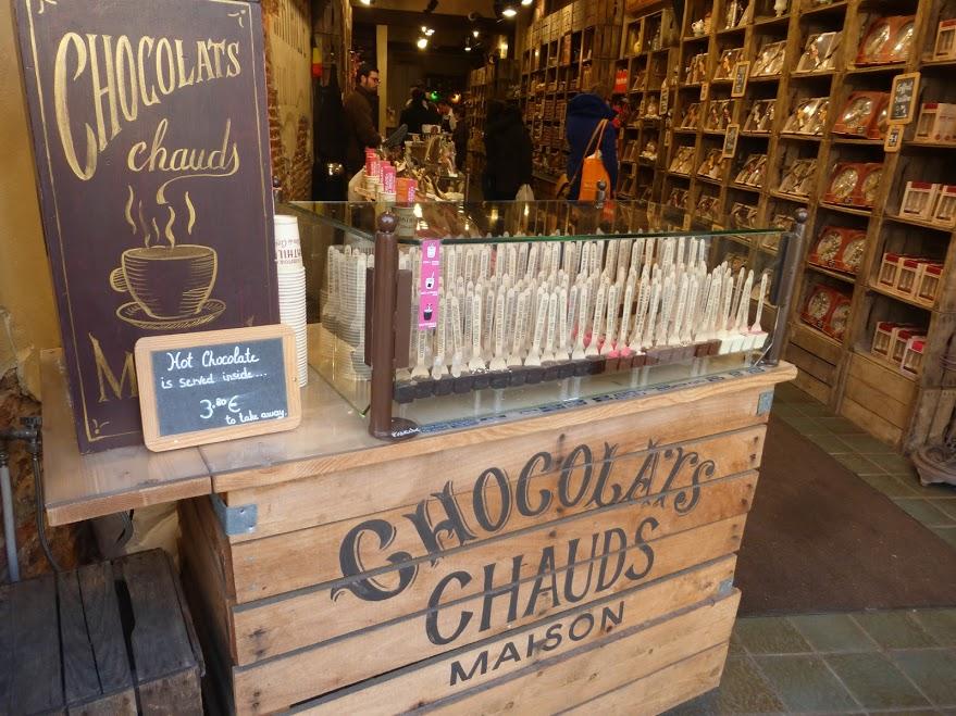sklep czekoladowy