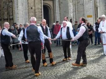 tańce pod katedrą