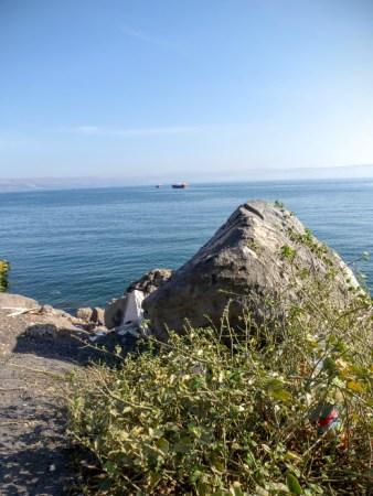 17. Jezioro Tyberiadzkie
