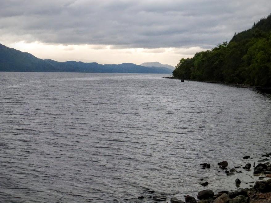 19. Jezioro Loch Ness