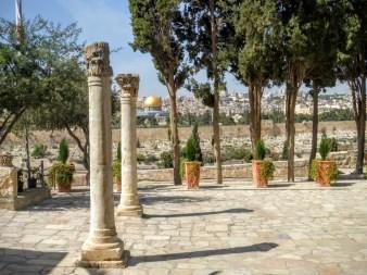 37. Jerozolima - widok z Góry Oliwnej