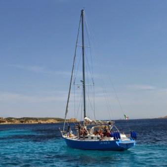 64. Archipelag La Maddalena - rejs