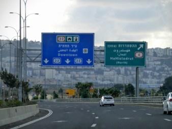 9. W drodze do Hajfy