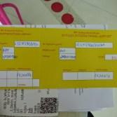 mój bilet