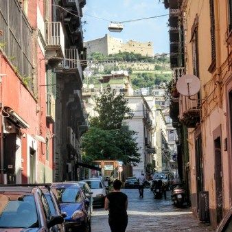 24. Neapolitańska uliczka