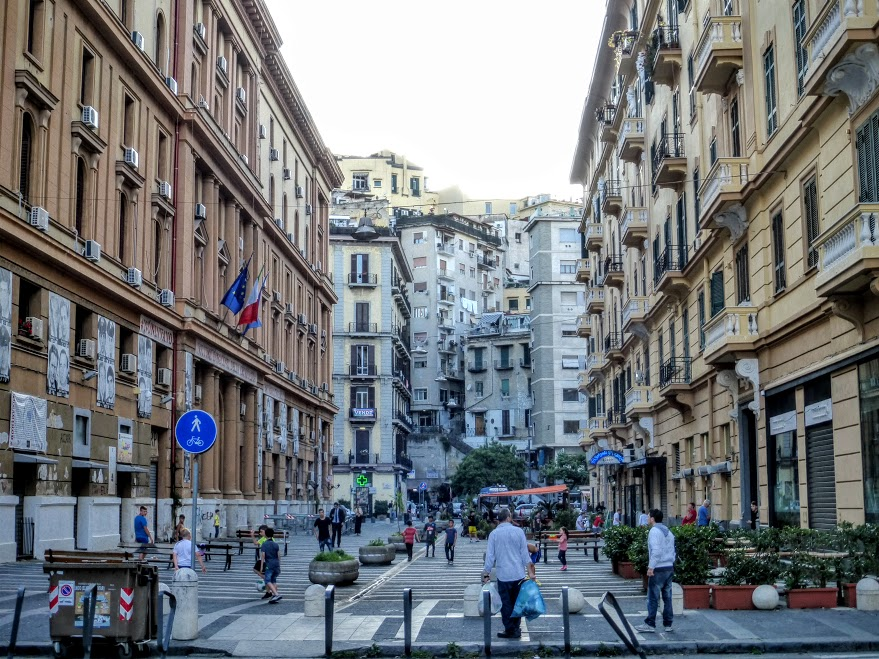 5. Neapolitańskie blokowisko