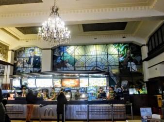 21. (Podobno) najpiękniejszy McDonald's świata przy Avenida dos Aliados