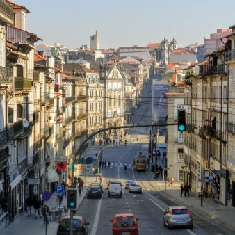 29. Ulica w Porto