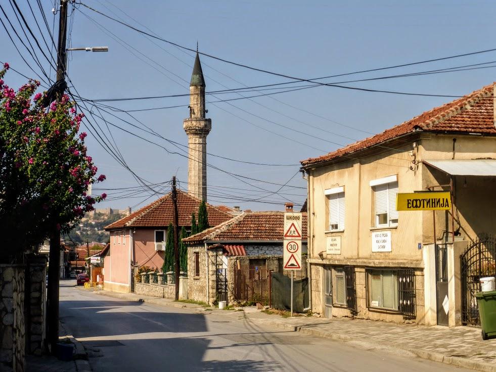 Turecka część miasta