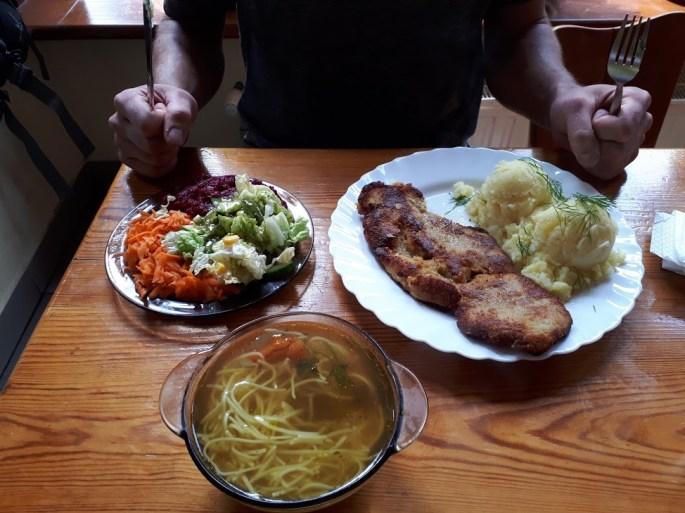 obiad Markowe Szczawiny