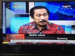 Musni Umar di JAK TV
