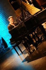 Kai Wunder am Piano