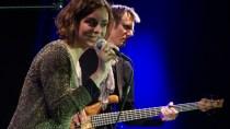 Gesang und Bass: Yeller & Tönemann