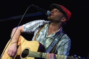 Fast gesiegt: Rockröhre John Garner aus Augsburg