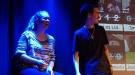 So sehen Sieger aus: Danilo Ehlert und Lois.