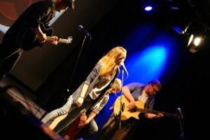 Grooving: Vanessa Balscher & Band