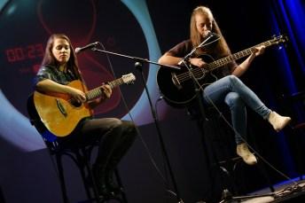 Twice: Von Geigen auf Songwriting umgestiegen