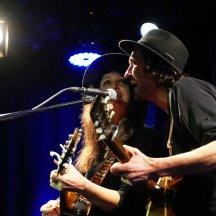 Bob Dylan brachte sie zusammen und zusammen wurden sie Zweiter: Lent Moyo