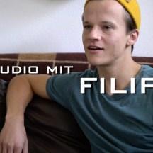 Wir haben ihn mit der Kamera im Studio begleitet: filip, Song Slam Champion 2020