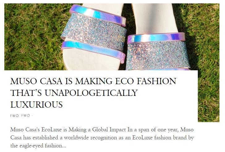 Fashion Week Online Muso Casa