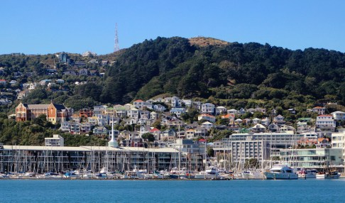 Wellington Waterfront 2