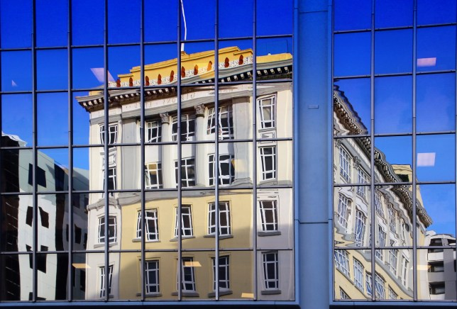 Old World Reflections Wellington NZ