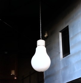 Second Large Hannah Light Bulb Wellington NZ