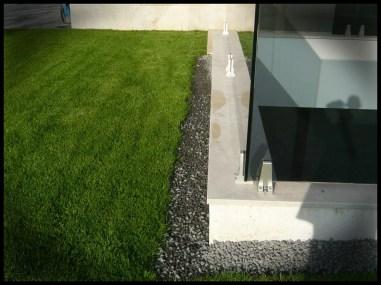 detalle acabados jardín aravaca