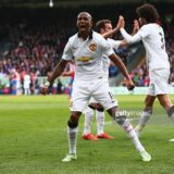 during the Barclays Premier League match between Crystal Palace and Manchester United at Selhurst Park on May 9, 2015 in London, England.