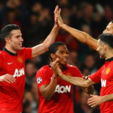Manchester United v Olympiacos FC - UEFA Champions League Round of 16