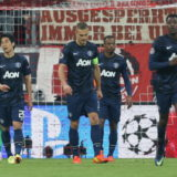 FC Bayern Muenchen v Manchester United - UEFA Champions League Quarter Final