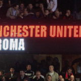 Manchester United v AS Roma