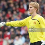 ABERDEEN, SCOTLAND - JULY 12:  Ben Amos of Manchester United in action during the pre-season friendly match between Aberdeen and Manchester United at Pittodrie on July 12 2008, in Aberdeen, Scotland. (Photo by Chris Coleman/Manchester United via Getty Images) *** Local Caption *** Ben Amos