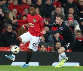 Manchester United v AZ Alkmaar: Group L - UEFA Europa League