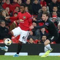 Ethan Laird hoppas bli frisk; United intresserade av mitttfältare; OS-uppdatering