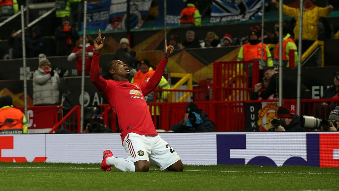 Manchester United v Club Brugge - UEFA Europa League Round of 32: Second Leg