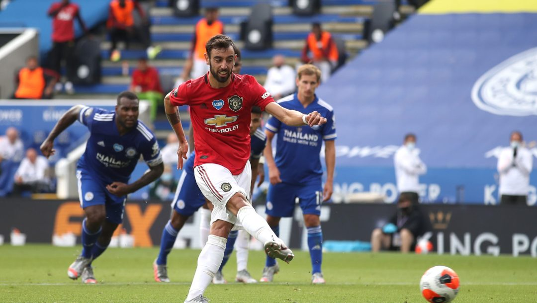 Leicester City v Manchester United - Premier League
