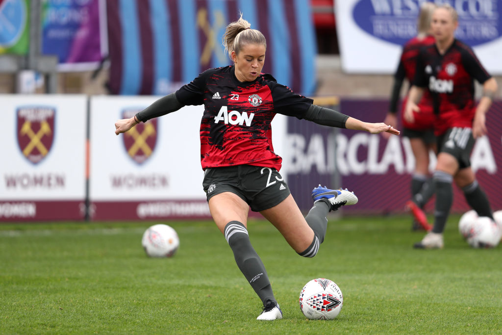 West Ham United Women v Manchester United Women - Barclays FA Women's Super League