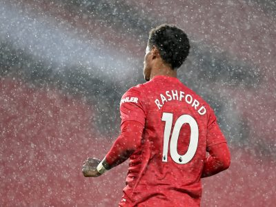 Rashfords barnböcker; Telles negativ; James uttagen till landslaget
