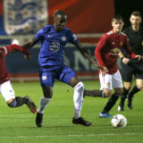 Chelsea U18 v Manchester United U18 - FA Youth Cup Semi-Final