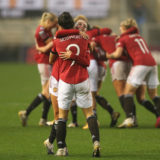 Manchester United Women v Arsenal Women - Barclays FA Women's Super League