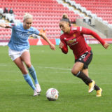 Manchester United Women v Manchester City Women - Barclays FA Women's Super League