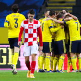 Sweden v Croatia - UEFA Nations League