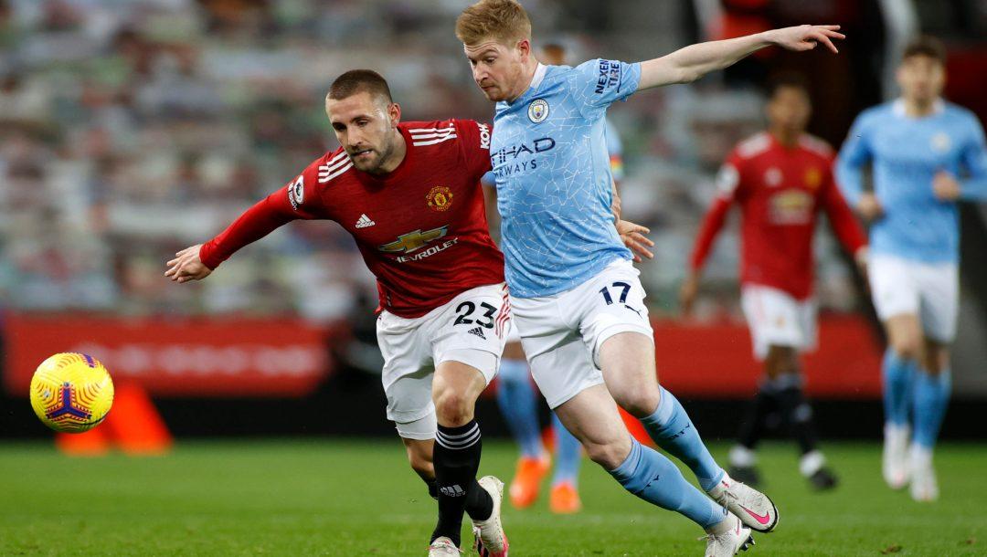 Manchester United v Manchester City - Premier League