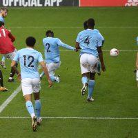 U23: Manchester United – Manchester city 2-2